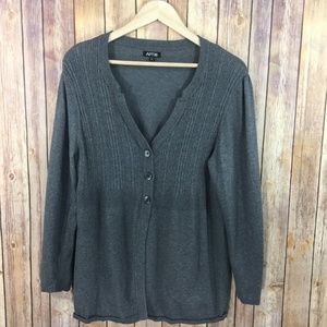 Apt 9 Cardigan sweater